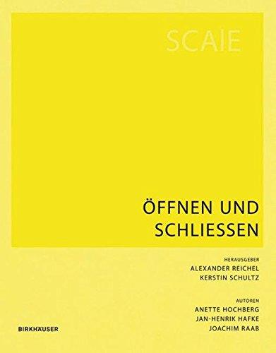 Scale: Öffnen und Schließen: Fenster, Türen, Tore, Loggien, Filter (Tür Fensterläden)