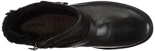 Geox D Amaranth B Abx, Boots femme Noir (Blackc9999)
