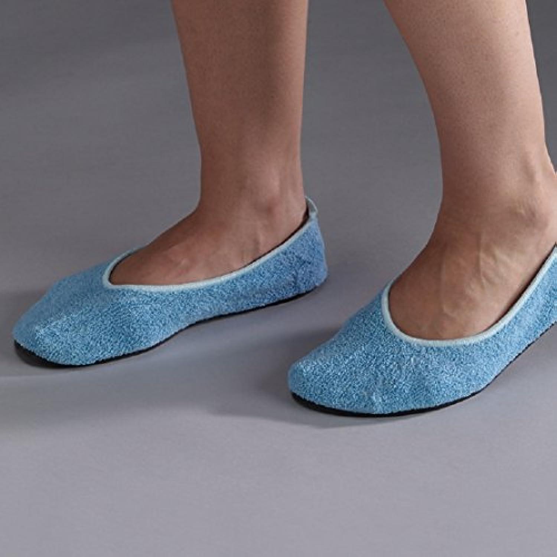 Posey 6240M - Zapatillas antideslizantes, tamaño mediano