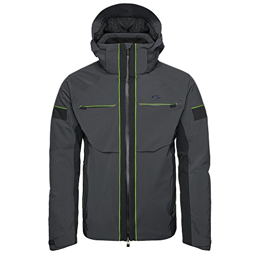 KJUS Herren Skijacke Downforce dunkelgrau (229) 50