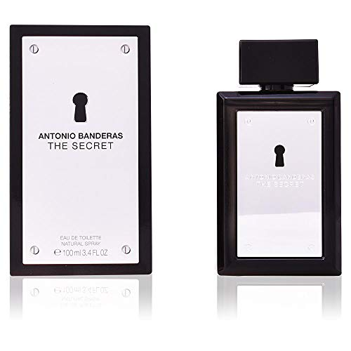 Antonio Banderas The Secret EDT Vaporisateur/Spray fr Ihn 100ml -