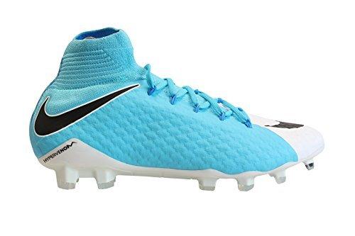best website d999f 601b5 Nike Hypervenom Phatal III Dynamic Fit FG Suelo Duro Adulto 43 Bota de  fútbol - Botas