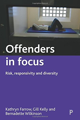 Offenders in focus: Risk, Responsivity and Diversity