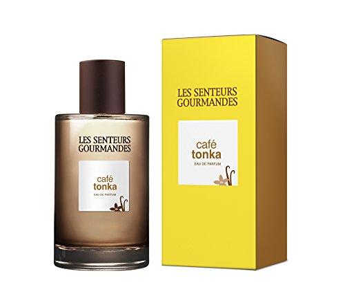 Les Senteurs Gourmandes Eau de Parfum Café Tonka 100ml (Cafe Parfums)