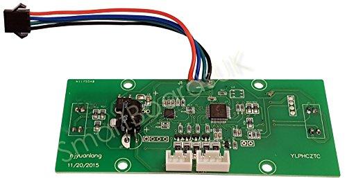 Preisvergleich Produktbild ERSATZ GYRO PCB VERDRAHTET SINGLE - Hover Board 2 Wheel Smart Scooter Swegway Switch PCB UK