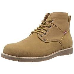 Levi's Men's Jax Desert Boots 11