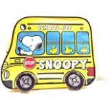 "2015 Snoopy School Bus 12"" Toddler Backpack"