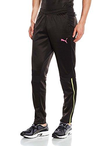 Puma IT Evotrg Pantaloni da uomo Black-Pink Glo