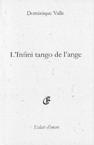 Livre L'Infini tango de l'ange pdf, epub ebook