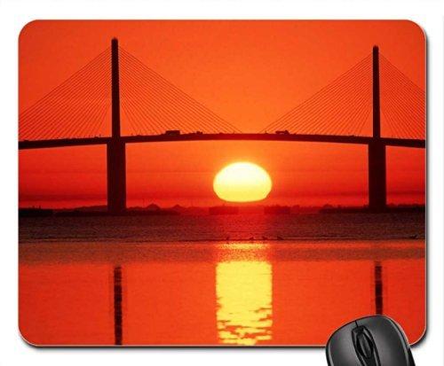 tampa-bay-charleston-florida-sunshine-skyway-bridge-mouse-pad-mousepad-bridges-mouse-pad