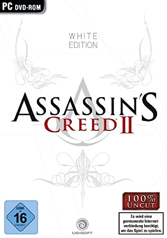 Assassin's Creed II - White Edition