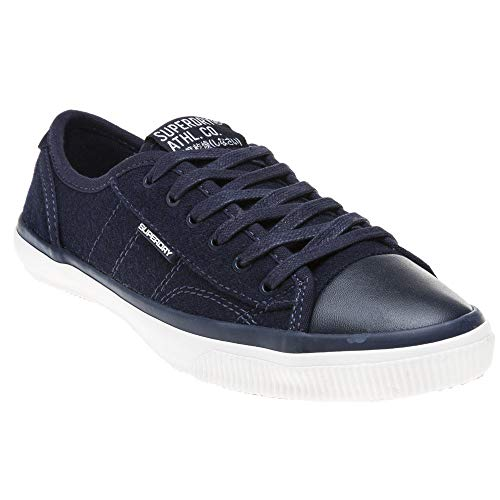 Superdry Low Pro Luxe Mujer Zapatillas Navy