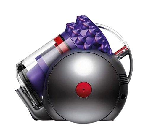 Dyson 157353-01 Cinetic Big Ball Parquet -Staubsauger, 1,6 Liter, 1200 W, Violett/Schwarz/Rot
