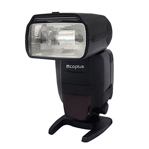 Mcoplus - MT600N TTL schiavo Flash Speedlite Lampeggiatore Wireless Flashgun