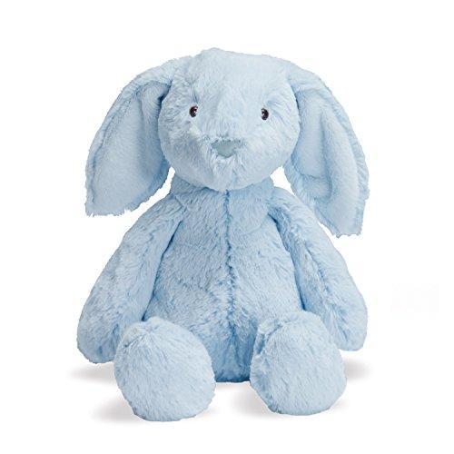 Manhattan Toy Lovelies - Peluche de Conejo Azul de Bailey, 30,5 cm