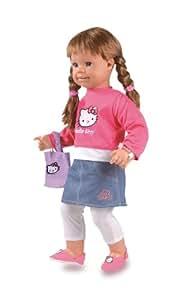 SMOBY - 200026 - Poupées  - Roxanne Hello Kitty
