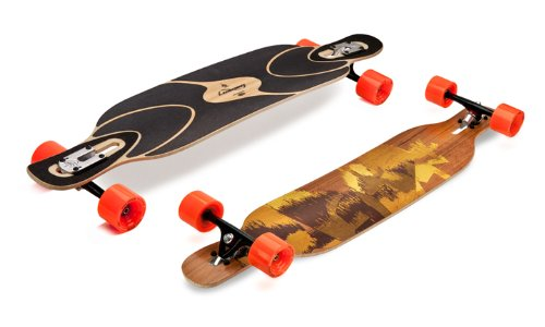"Loaded Boards Dervish Sama 42.8"" Flex 2 Complete"