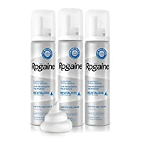 Rogaine Hair Regrowth Treatment Form Men 3 Bottle - 60 ml