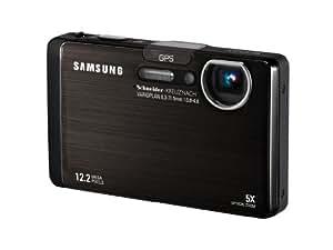 Samsung ST1000 Digital Camera - Black (12MP, 5x Inner Zoom) 3.5 inch LCD