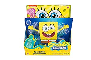 SpongeBob Squarepants- Bob Esponja Juguete, Color Mixto (Alpha Group Co, Ltd EU691101)
