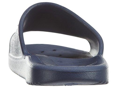 Nike - Kawa Shower, Scarpe da Spiaggia e Piscina Uomo Bianco/Midnight Navy