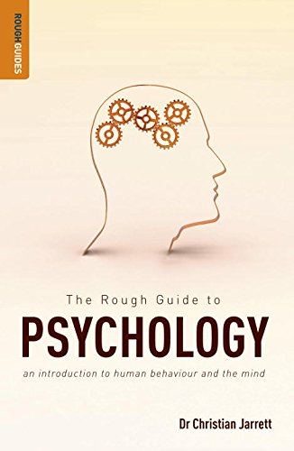 The Rough Guide to Psychology Cover Image
