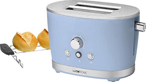 Clatronic TA 3690 Rock'n'Retro 2-Scheiben-Toaster