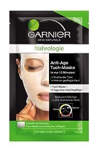 Garnier Nahrologie Anti-Age Tuchmaske