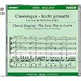 Begleitungen zum eigenen Musizieren - Chorsingen leicht gemachtVerdi,Requiem Bass