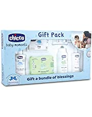 Chicco Sweet Surprise Gift Set-Blue