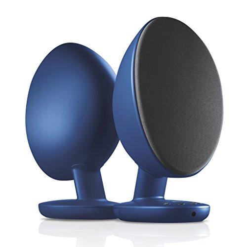 KEF EGG -  Digitales Wireless Musik System, Blau