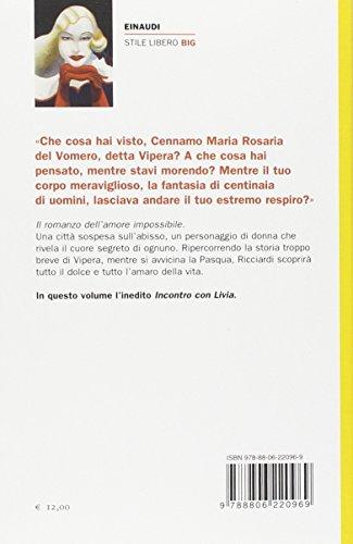 vipera maurizio de giovanni  Libro Vipera. Nessuna resurrezione per il commissario Ricciardi di ...