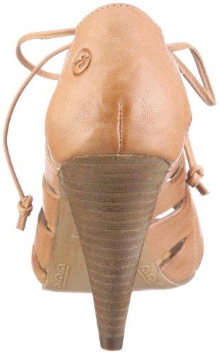 Bronx Coral 37 Nero 83724-a1 Damen Sandalen / Fashion-sandalen Braun / Nero