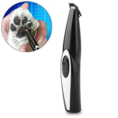 Comtervi Tierhaarschneider für Hunde und Katze, Profi Leise Hundeschermaschine Haarschneider Haarschneidemaschine Schermaschine Tierhaarschneidemaschine -