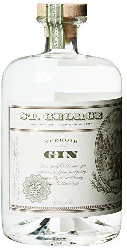 700 St (St. George Terroir Gin, 1er Pack (1 x 700 ml))