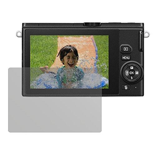 dipos I 6X Schutzfolie matt passend für Nikon 1 J4 Folie Displayschutzfolie