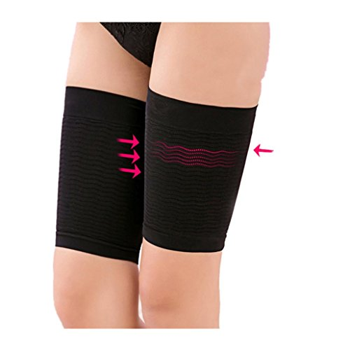 Xshuai Women Beauty Slim Loss Weight Ultra-thin Elastic Breathable Leg Wrap Belt,Thigh Slimming Compression Socks,Burn Fat Thin Leg Socks
