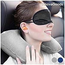 Innovagoods IG114642–rilassante kit da viaggio, blu
