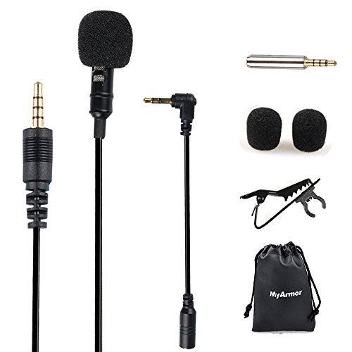 myarmor-external-35mm-clip-on-lapel-lavalier-collar-mini-microphone-with-adapter-for-iphone-android-