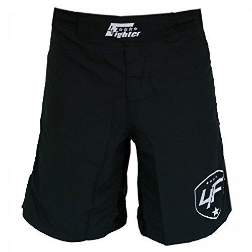 4Fighter Freefight MMA UFC Shorts Grappling Hose schwarz XS - XXXL