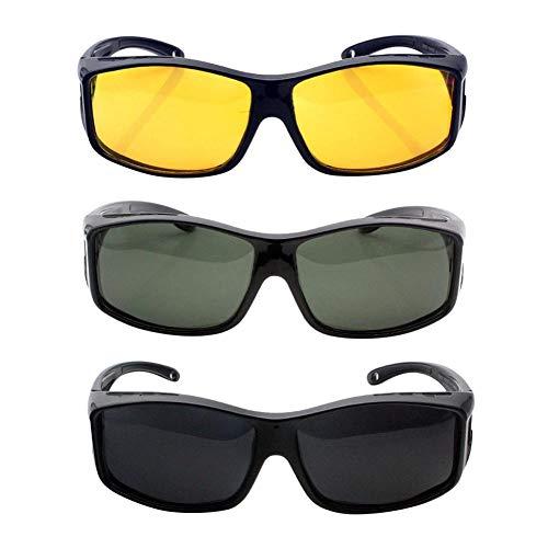 3328a854ce Gafas de Sol polarizadas Gafas de Ciclismo Gafas antirreflejos con chófer,  Gafas de esquí,