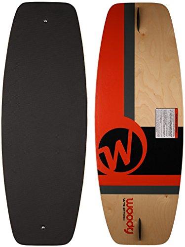 WAKETEC Wakeskate Woody 43'', 110 cm EVA Flat-Deck Board bis 95 kg