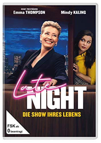 Late Night - Die Show ihres Lebens