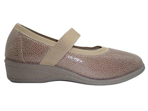 DOCTOR CUTILLAS , Damen Sneaker beige Camel 38 Camel