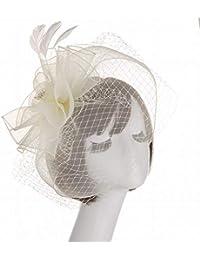 Sombrero  tocado de otoño e invierno para damas Sombreros para damas  europeos y estadounidenses Banquete 289348674306