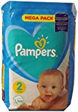Pampers Newborns Lot de 144 couches Taille 2, 4-8 kg
