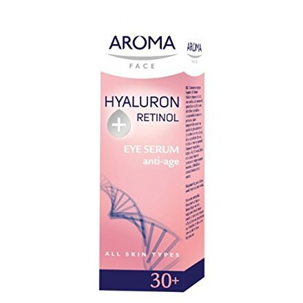 Sérum yeux Aroma Hyaluron + rétinol