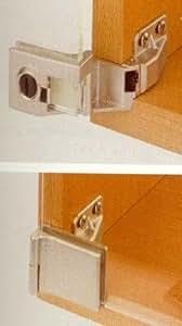 scharniere f r glast ren ohne bohren glas in anschlag 30866 baumarkt. Black Bedroom Furniture Sets. Home Design Ideas