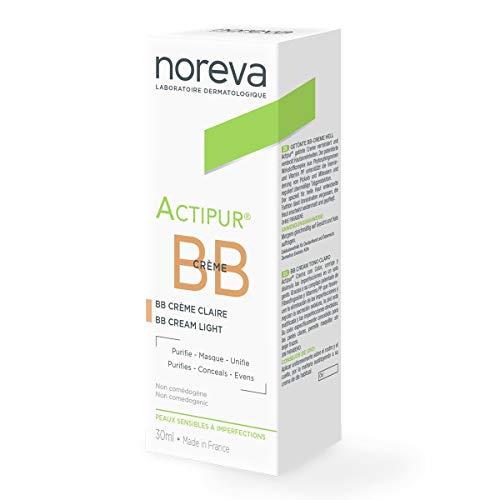 Noreva Actipur Anti-Imperfections Cream Tinted 30ml - Tint : Light