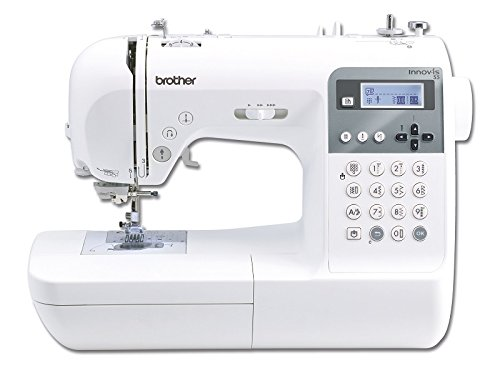 Brother 4977766712712 – Nähmaschine Innovis 55